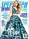 SABRINA CARPENTER SEVENTEEN PROM MAGAZINE WINTER SPRING 2017 NO LABEL