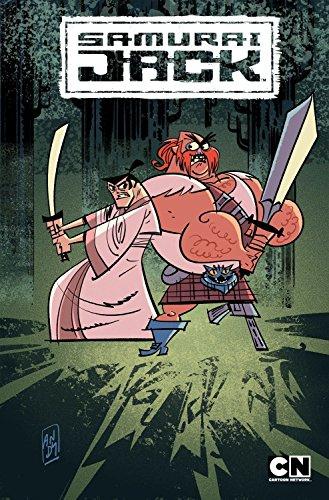 samurai jack scotsman - 6