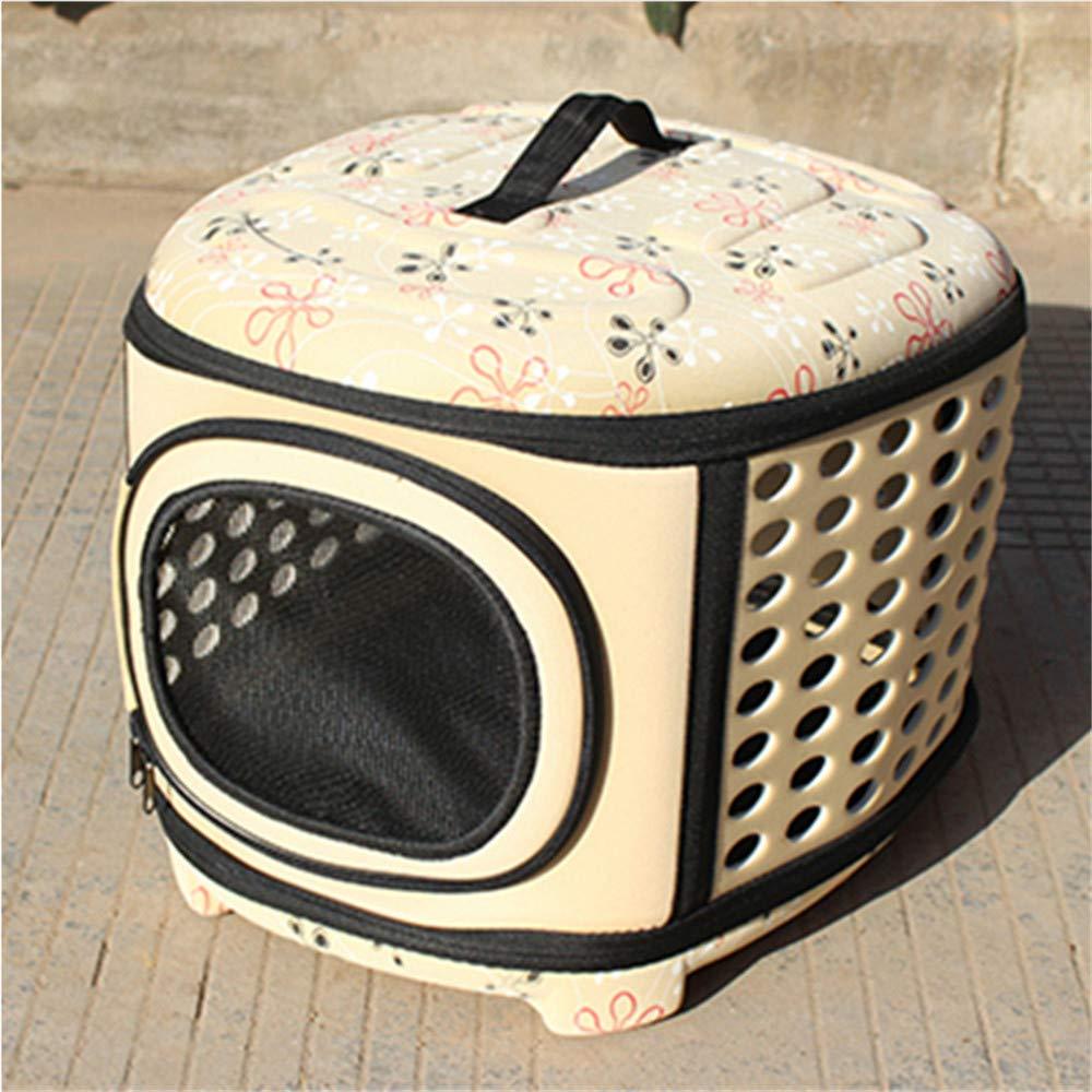 Beige Wuwenw Pet Dog Bag Pet Sleeping Portable Cat Dog Carrier Bag Travel Puppy Backpacks Small Pet Carrying Bag,Beige