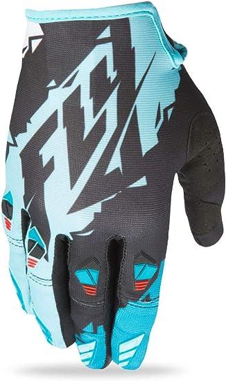 FLY RACING MX Motocross MTB 2017 KINETIC Gloves Black//Dark Teal Choose Size
