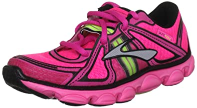 c08889742eddb Brooks Pure Flow G Knockout Pink Black Sports Running 1400091D880 6 UK  Youth
