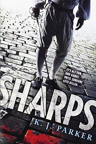 kj parker sharps - 2