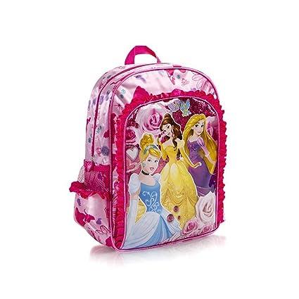 cde0344eb02 Mochila escolar Heys Disney Girls - Princesa 15 pulgadas  Amazon.es ...