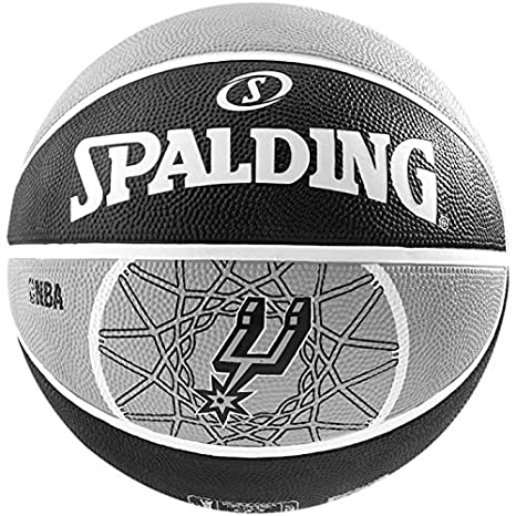 Spalding - Balón de baloncesto Nba Spurs: Amazon.es: Zapatos y ...