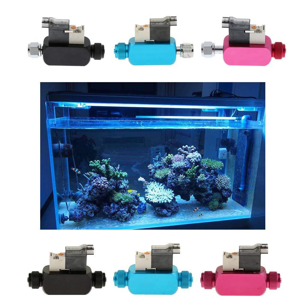 Computer accessories - Amagogo DC 12V CO2 Aquarium Electric Solenoid Valve for Plants Tank by trang tri