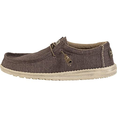 Dude Shoes Men's Wally Winter Suede Nut UK12 / EU46 J2qJMzwSd