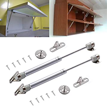 Gas Shocks Pressure:120N//26lb//12KG 4 Pack Gas Strut Soft Close Hinges Gas Spring Kitchen Cabinet Hinges Hydraulic Support Door Cabinet Hinge spring Toy Box Hinges Lift Supports Lid Support