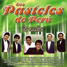 pasteles de perú from the album lo nuevo los pasteles de perú