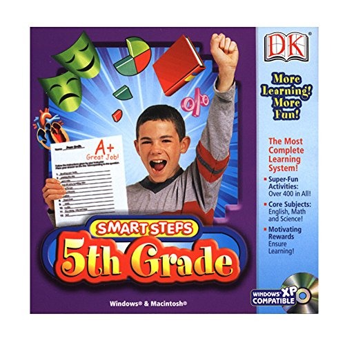 2000 Wii (Smart Steps 5th Grade Age Rating:10 - 11)