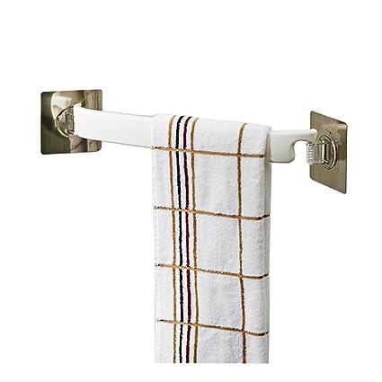 ZXLIFE@Barra de toalla de los muebles de cocina Estantes para toallas Estantes para anillos