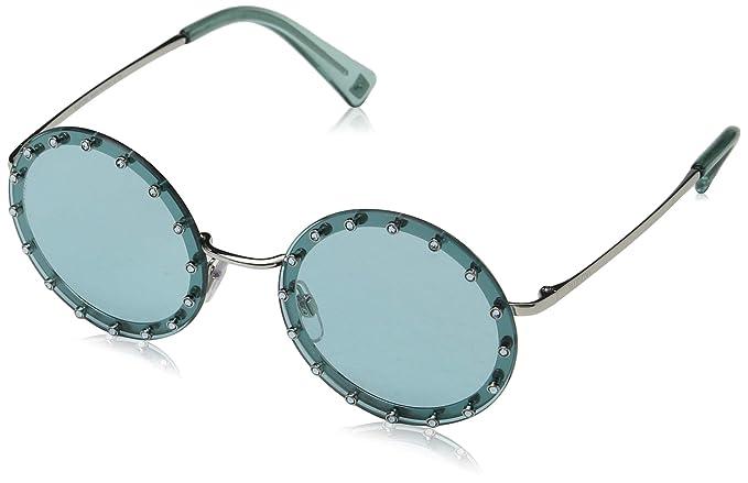 Valentino 0VA2010B 300665 52 Gafas de Sol, Plateado (Silver ...