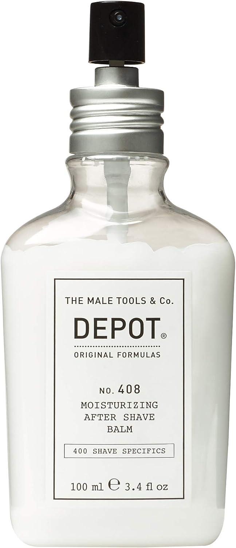 Depot 408 - Bálsamo hidratante para después del afeitado