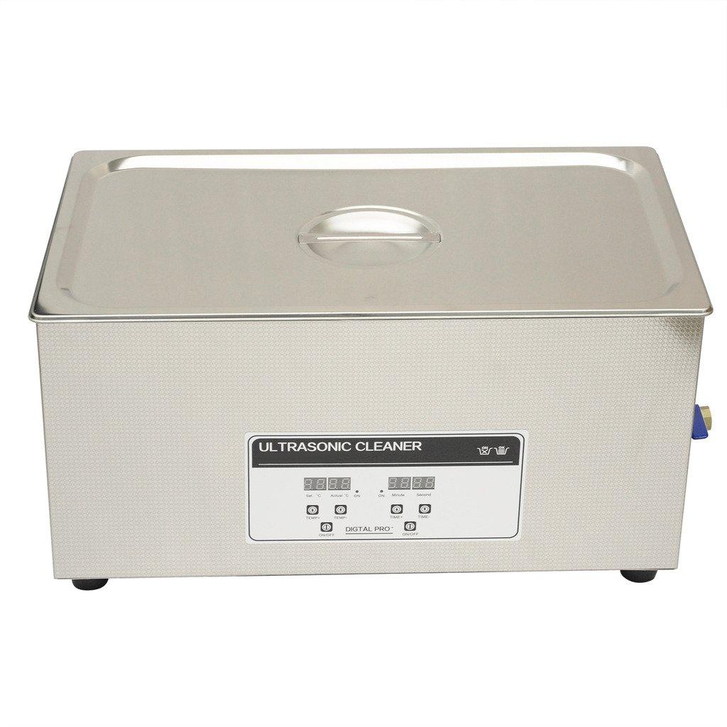 Rhegeneshop 110V Professional Ultrasonic Cleaner 22L Heater Timer Tank Industry Jewelry by Rhegeneshop