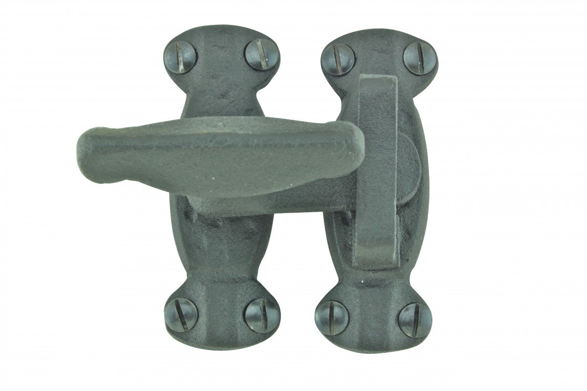 Renovator's Supply 4 Cupboard Cabinet Door Latch Hand Forged Iron by Renovator's Supply (Image #6)