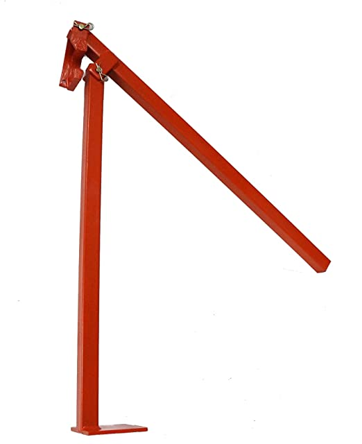 for Removal of Studded T Posts Red RanchEx 102567 T-Post Puller One Person Operation