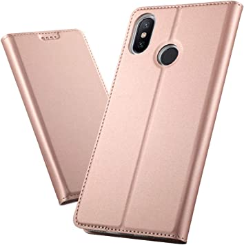 Wendapai - Funda Tipo Cartera para Huawei Honor 8X MAX (Piel ...