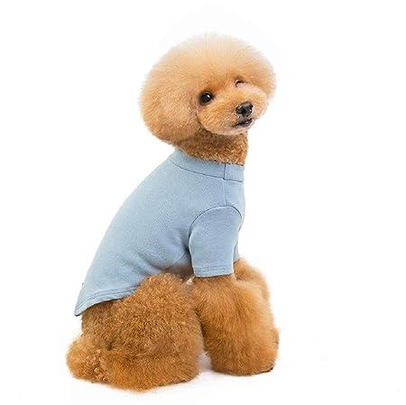 Koojawind Pet Camisetas para Perros Camiseta Ropa para Cachorros ...