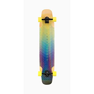 "Landyachtz Longboards Complete Longboard Stratus 46 Faction 9.25"" x 45.5"" : Sports & Outdoors"
