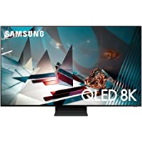 SAMSUNG 65-inch Class QLED Q800T Series - Real 8K Resolution Direct Full Array 24X Quantum HDR 16X Smart TV with Alexa…