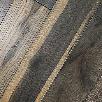 Heathered Oak Nantucket Grey Prefinished Solid Hardwood Flooring 34