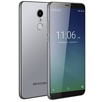 keecoo P11 Smartphone 5,7 Pulgadas 2 GB RAM 16 GB ROM Android 7.0 ...