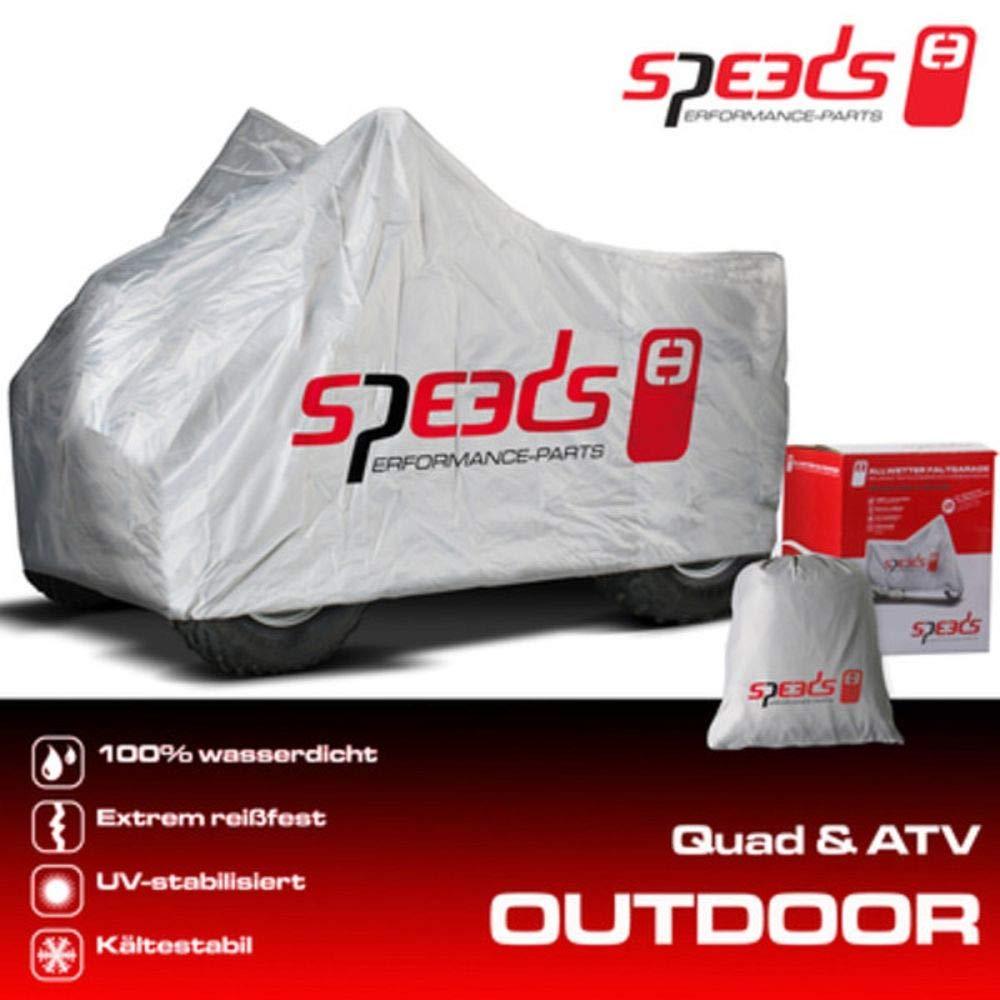 Speeds Quad ATV Allwetter Faltgarage Abdeckplane Gr. S 168 x 98 x 99cm
