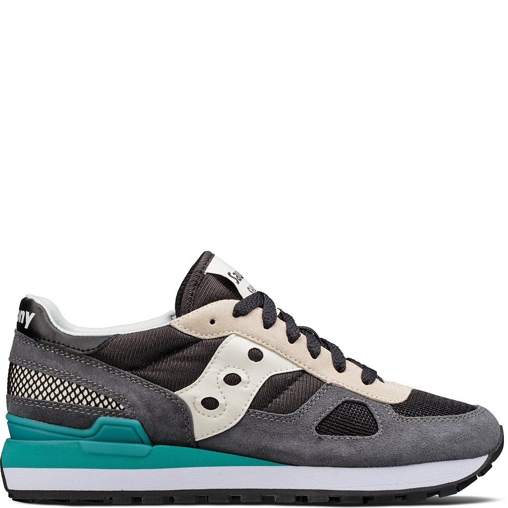 brand new 23cf4 3257b Galleon - Saucony Women s Shadow Original,Black Baltic,5 Medium US