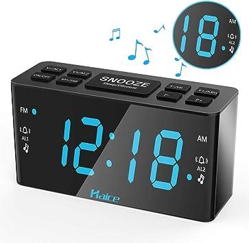 Nueva Versión] Radio Despertador Digital, Haice Digital Radio ...