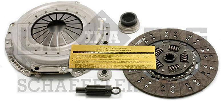 Amazon Com Luk Clutch Kit For 94 97 Ford F250 F350 7 3l Turbo Diesel 87 97 Super Duty F53 7 5l Automotive