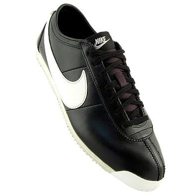 brand new fbd36 217bd Nike C2654 Sneaker Uomo Cortez Classic OG Leather Scarpa Avorio/Rosso Shoe  Man [44.5