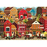 Buffalo Games Lilac Point Glen by Charles Wysocki Jigsaw Puzzle from The Americana Collection, 500 Piece