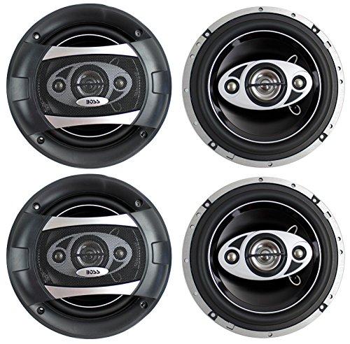 4 New BOSS Audio P65.4C 6.5