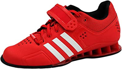 adidas Adipower Weightlifting Red