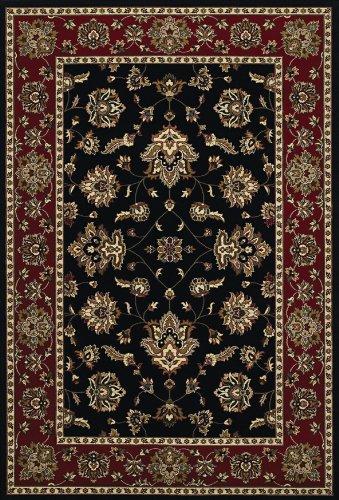 Oriental Weavers Ariana 623M Area Rug, 4-Feet by 6-Feet