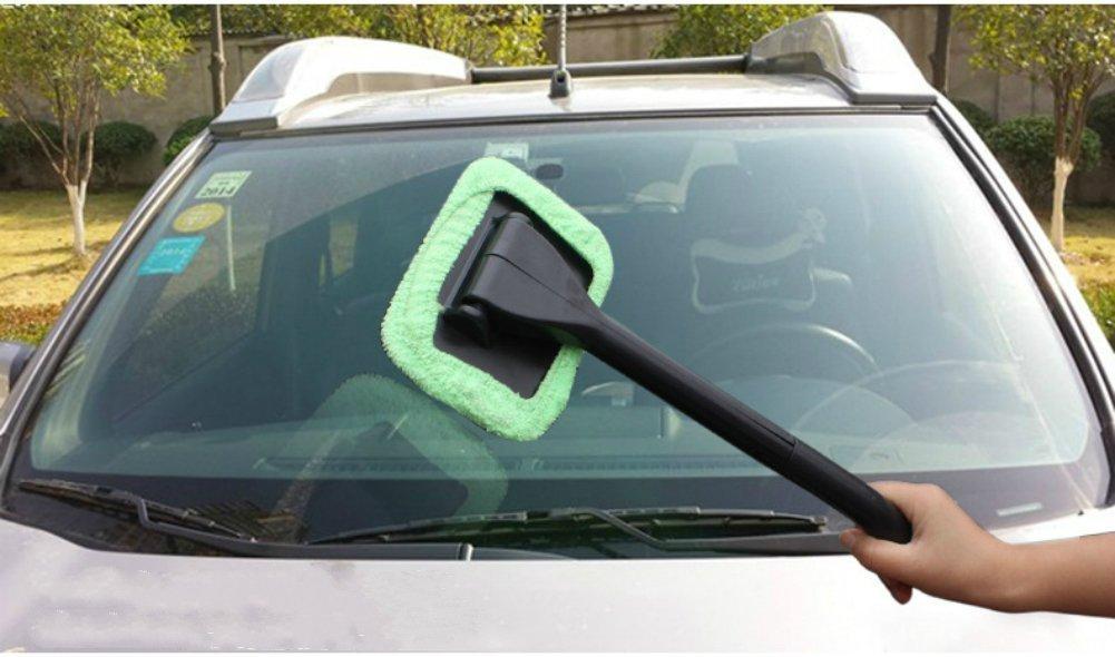 Cepillo limpiaparabrisas para el interior del coche FireAngels, herramienta de limpieza para ventanas de la casa.: Amazon.es: Coche y moto