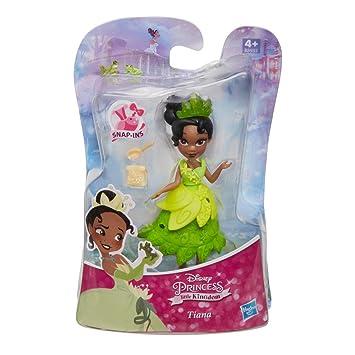 Hasbro Mini Poupée Princesse Disney Tiana Amazon Fr Jeux
