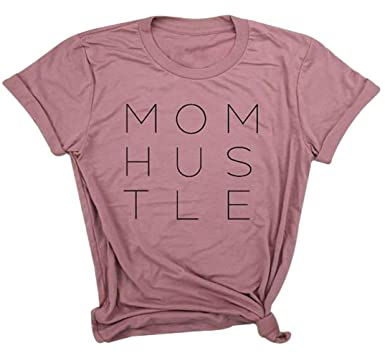 Mom Hustle Graphic Tee