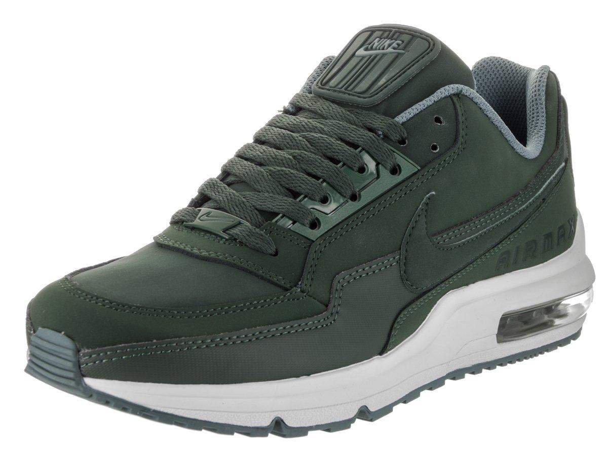 Nike Hommes Air Max LTD 3 Chaussures de course Grove Vert/Grove Vert Vente maintenant 75M235