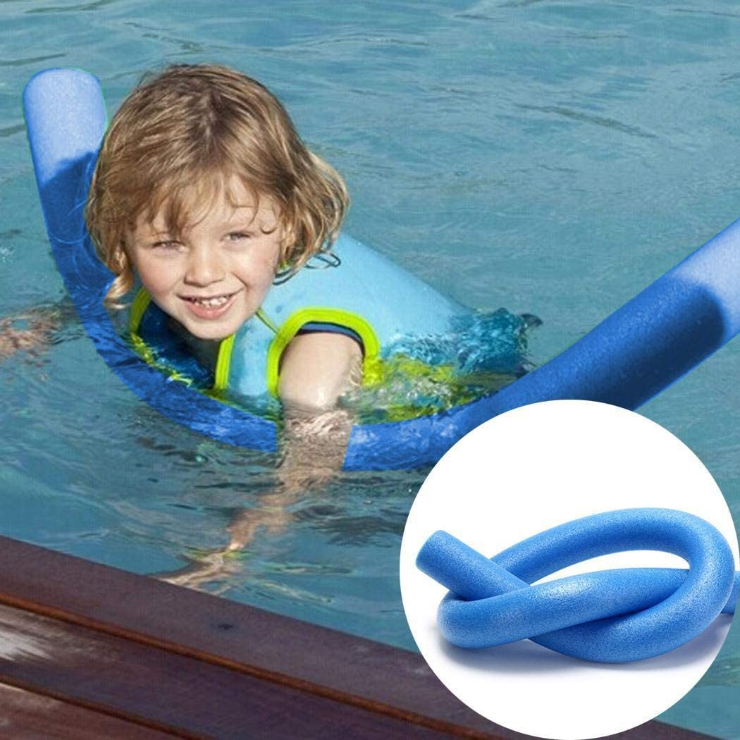 Pool Noodles Water Float Aid Child Swimming Lesson Multi Pack Flexi Woggle