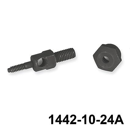 Astro Pneumatic Tool 1442-3//8-16A Mandrel and Nose Piece