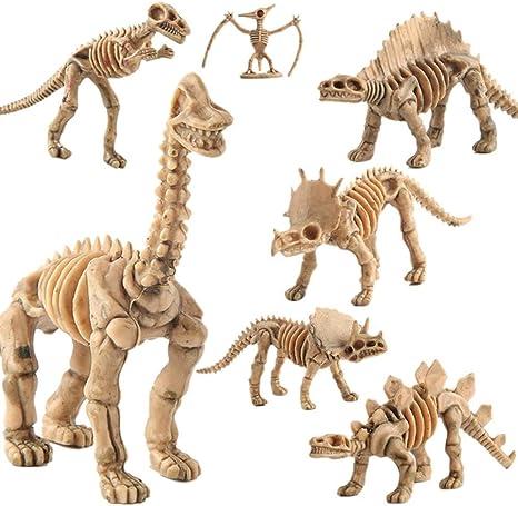 Poetryer Juguete Fosil De Dinosaurio De 12 Piezas Esqueleto De Fosil De Huesos De Dinosaurio Para Ninos Ninas Y Ninos Amazon Es Hogar Hoy, en animales salvajes, hablaremos del fascinante mundo, que envuelve a los descubrimientos fósiles, de algunos de los dinosaurios más increíbles. poetryer juguete fosil de dinosaurio de 12 piezas esqueleto de fosil de huesos de dinosaurio para ninos ninas y ninos