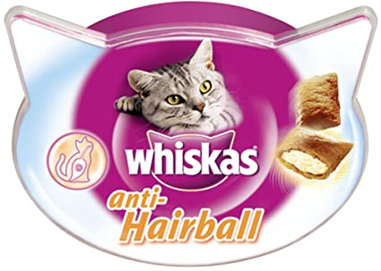 Whiskas Anti-Hairball Premios para Gatos - 60 gr