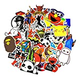 Best Wishes Stickers - Sticker Pack [150-Pcs] Graffiti Sticker Decals Vinyls Review
