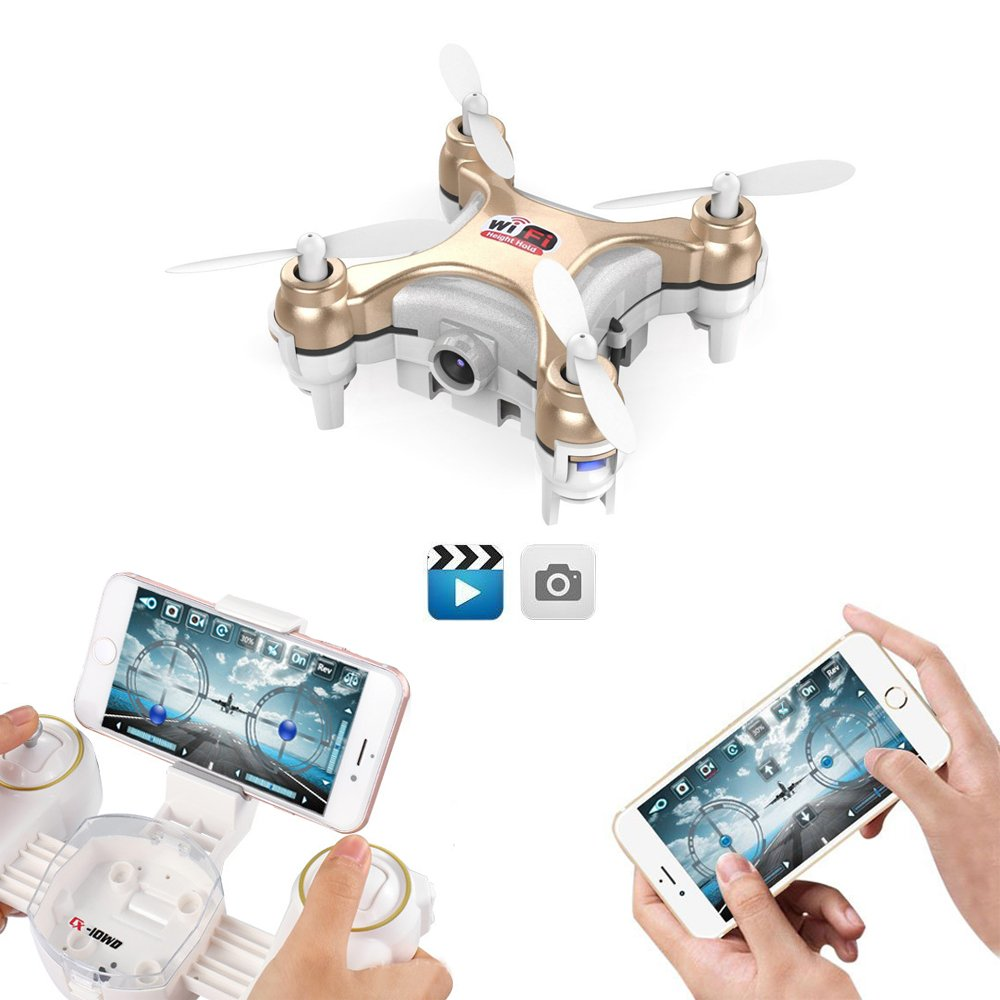 GoolRC Wifi FPV Mini Drone con fotocamera Amazon