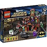 LEGO Super Heroes: Dynamic Duo Funhouse Escape Set 6857
