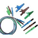 Kewtech ACC016E Snap-lok 3-wire Board Test Leads c//w IEC Mains