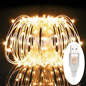kohree usb led fairy starry string lights