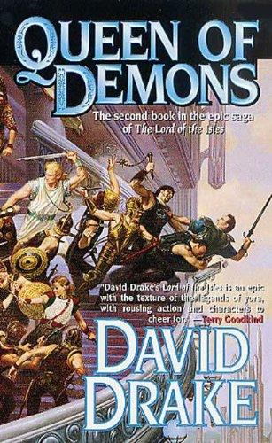book cover of Queen of Demons