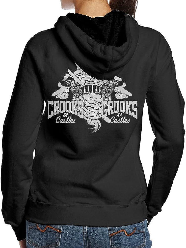Crooks /& Castle Patchwork Knit Crew Neck Jumper