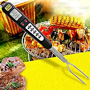 New Kitchen Meat Probe Electronic Thermometer BBQ Digital Cooking Food Tool Meat Thermometers